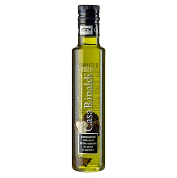 Trüffelöl mit Trüffelstückchen 250ml-0