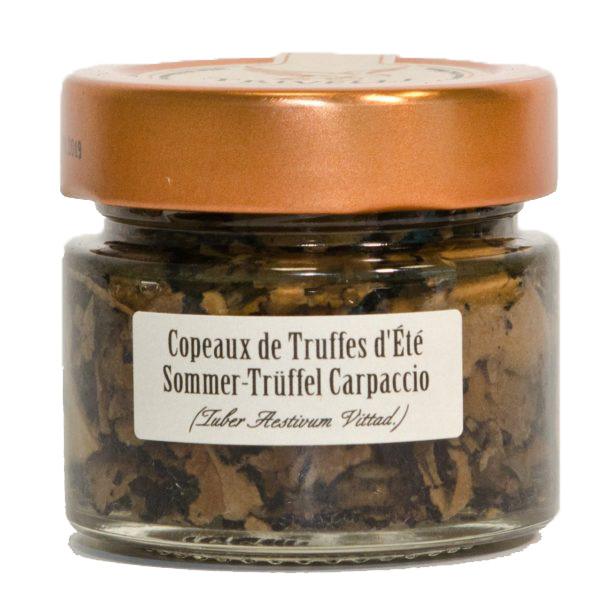 Sommertrüffel-Carpaccio